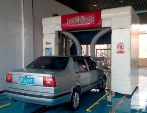 High Quality Reciprocating High Speed Steam Car Wash Machine System Equipment Clean System Manufacture Factory pictures & photos