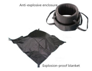 Explosion-Proof Blanket pictures & photos