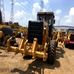 Caterpillar 140k Grader with Ripper and Blade Sale for Uganda pictures & photos