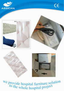 AG-M001 with 18 Months Warranty Hospital Anti-Decubitus Air Mattress pictures & photos