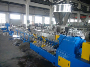 Twin Screw Pelletizing Extrusion Line pictures & photos