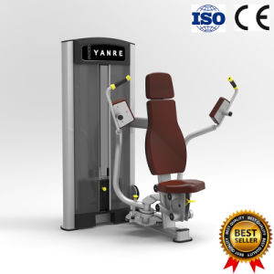Ce Approved Commercial Gym Equipment Strength Machine Butterfly Pectoral Machine pictures & photos