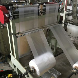 Automatic High Speed T-Shirt Bag Making Machine for 300PCS/Min (DC-SS450) pictures & photos