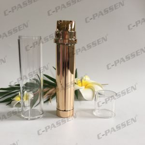 New Arrival Double Pump Acrylic Airless Bottle for Cosmetic Packaging (PPC-AAB-039) pictures & photos