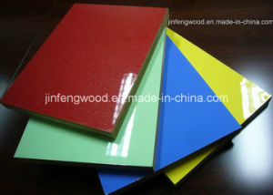 Furniture Grade 1220*2440mm Hmr Melamine MDF pictures & photos