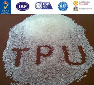 TPU Materials, TPU Granular Materials, TPU Raw Material for Injection and Extrusion pictures & photos