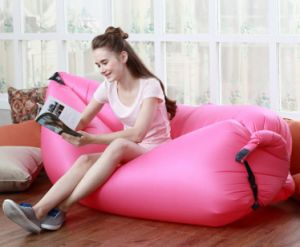 New Design Portable Lazy Lounger Inflatable Air Sofa Lazy Sleeping Bag pictures & photos