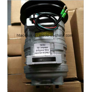 Refrigerated Truck Cooling TM21 Compressor with 215cc R404A pictures & photos