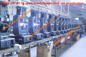Stage Lighting 17r 350W Beam/Spot/Wash 3in1 Moving Head pictures & photos