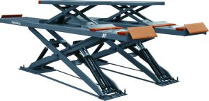 Jf Fixed Scissor Lift Platform Stationary Scissor Lift Table Car Hydraulic Lift pictures & photos