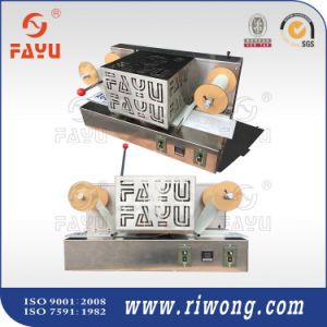2017 New Style Car License Plate Hot-Stamping Machine pictures & photos