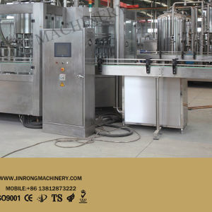 Full Automatic Carbonated Water Washing Filling Capping Filling Machinery pictures & photos