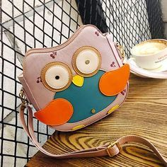 Small Fashion Cartoon Shoulder Bag Girls Messenger Bag (BDMC036) pictures & photos
