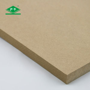Building Materials Plain MDF Board 1220mmx2440mmx12mm E2 Poplar pictures & photos