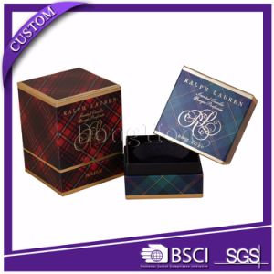Rigid Paper Custom Printed Fragrance Packaging Premium Gift Box pictures & photos