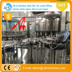 Full Automatic Beverage Bottling Production Line pictures & photos