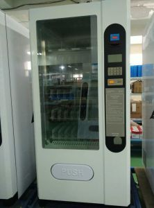 with Price Vending Machine for Snack and Cold Drink LV-205f-a pictures & photos