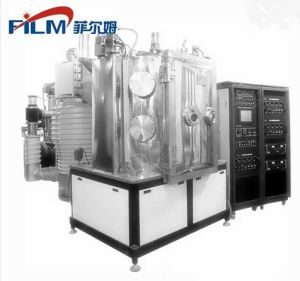 Metal Belt Titanium Nitride Vacuum Coating Machine pictures & photos