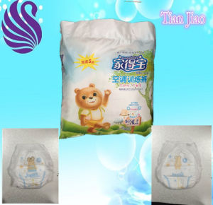 Baby Sanitary Pad Disposable Baby Pants Diaper pictures & photos