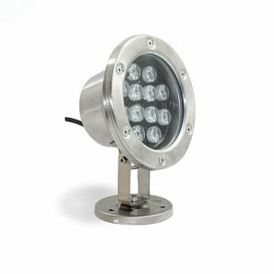 High Quality Stainless Steel Waterproof Underwater Light (HL-PL36) pictures & photos