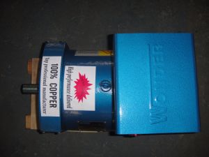 Fuan Generator Slip Ring Brush AC Dynamo St Alternator 15kVA pictures & photos