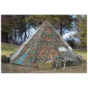 2017 Hot Selling Big Camping Bell Teepee Tents pictures & photos