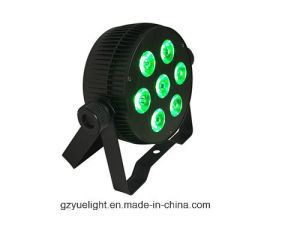 Guangzhou Hot Sale 7PCS Full Color 4in1 LED PAR Light Washer Light DJ Light pictures & photos