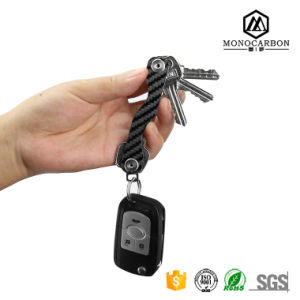 2017 Best Popular Product Carbon Fiber Key Organizer Brand New Smart Easy Long Key Chain pictures & photos