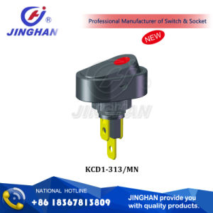 Kcd1-313/Mn Automotive Switch Spst 3p Switch pictures & photos