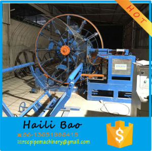 Drainage Pipe Steel Cage Roll Welding Machine Hgz300-1500 pictures & photos