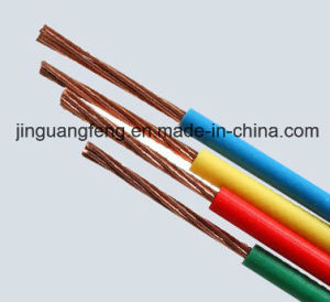Copper Electric Wire with PVC Insulation (BVR) pictures & photos