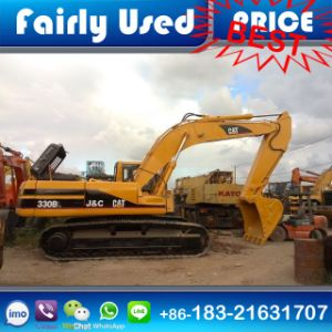 Cheap Price Used Cat 330b Excavator of Cat 330bl Excavator pictures & photos