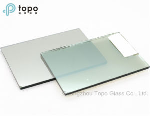 4mm-10mm Light Green / French Green Coated Reflective Building Glass (R-LG) pictures & photos