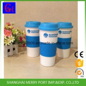 Free Sample Avaliable 500ml 18oz Eco-Friendly Plastic Coffee Mug pictures & photos
