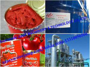 Tin Can Tomato Sauce Filling Line pictures & photos