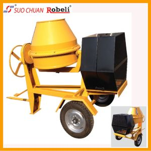 Small Concrete Mixer Portable Cement Mixer pictures & photos