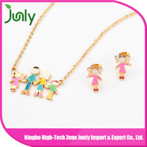 Women Smart Pendant Necklace Simple Gold Chain Necklace pictures & photos