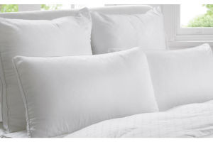 Breathable Cotton Filling White Hotel Pillow Inner pictures & photos