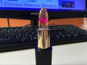 2017 Charm Moisturizing Color Pop Magic Jelly Flower Lipstick pictures & photos