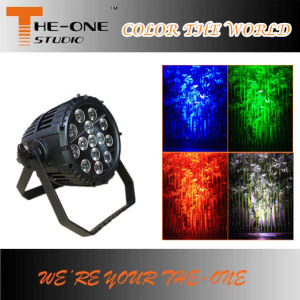 IP65 Rgbawua 300W DMX LED Concert Stage Lighting pictures & photos