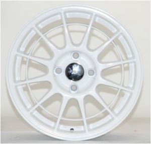 15*7.0 Inch Alloy Wheel with PCD 4*100 pictures & photos