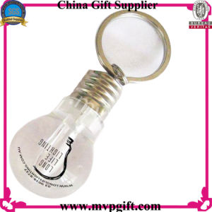 LED Keyring with Rainbow Color for Bulb Key Chain pictures & photos