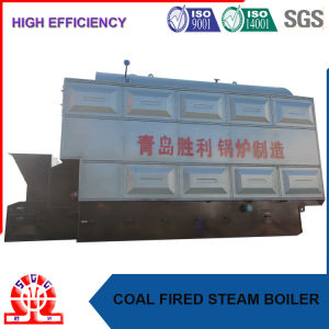 Durable Coal Fired Compact Structure Steam Boiler pictures & photos