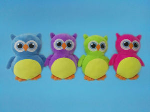 16inch Cute and Nice Plush Owl Cushion for Children pictures & photos