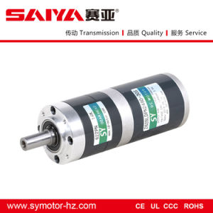 Z62bldp2460 62mm 60W Brushless DC Motor with Planetary Gearbox pictures & photos