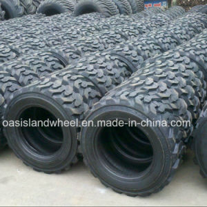 Industrial Tire, Skidsteer Tire (12-16.5) for Forklift pictures & photos