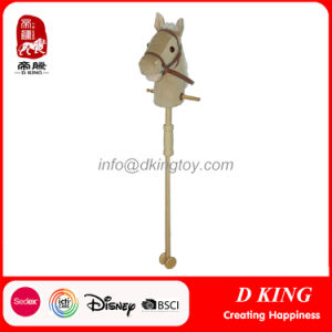 En71 Horse Toys Wooden Stick Horse China Wholesale pictures & photos