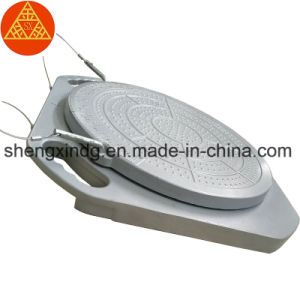 3D Wheel Alignment Wheel Aligner Turntable Turnplate Rotating Rotary Plate Jt008 pictures & photos