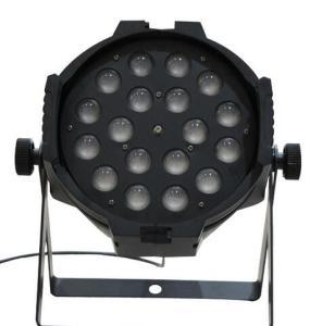 18X18W 6in1 RGBWA+UV Zoom LED PAR Light for Stage Lighting pictures & photos