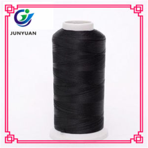 Braided Polyester Waxed Thread Polyester Embroidery Thread pictures & photos